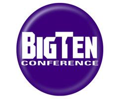 Логотипчик BigTen круг