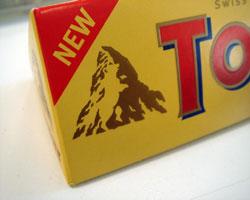 Логотип в виде горы с медведем