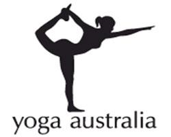 Девушка в логотипе образующая карту Австралии
