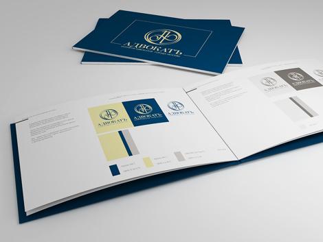 Логотип и корпоративный стиль для ...: www.logodesigner.ru/portfolio/advokat/logo